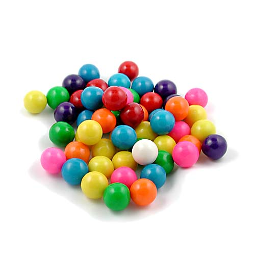 "Gumballs Assorted ""Double Bubble"" Small"