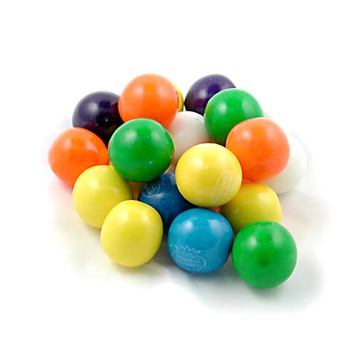 "Gumballs Assorted ""Double Bubble"" Large"