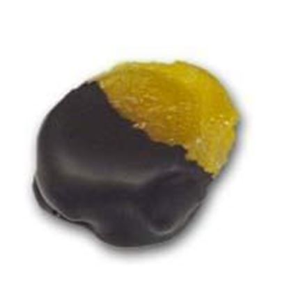 Picture of Half Dipped Apricots
