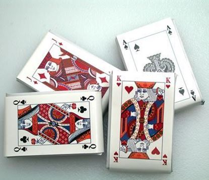 Picture of Playing Cards Milk Chocolate