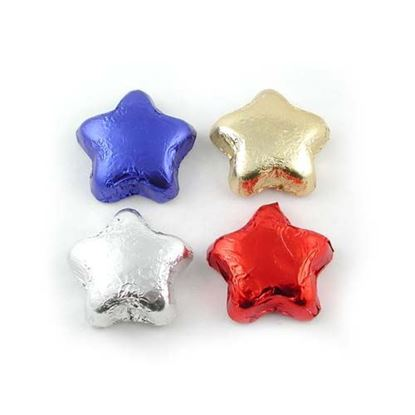Picture of Milk Chocolate Stars