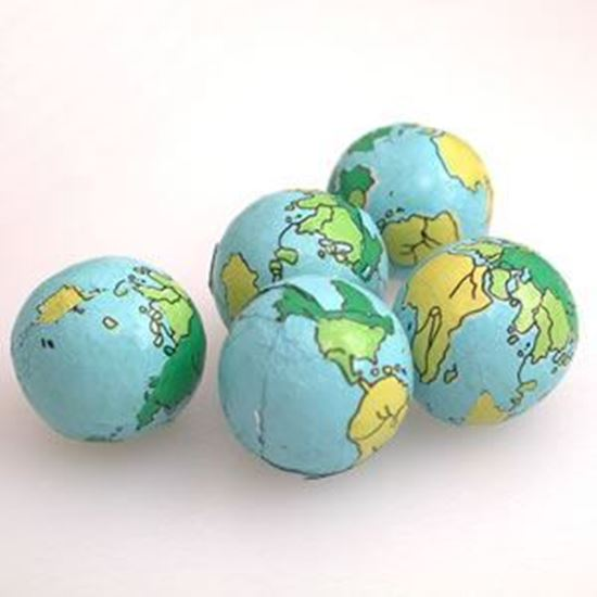 Picture of Chocolate Earth Balls