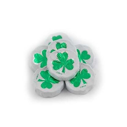 Picture of Milk Chocolate Shamrocks