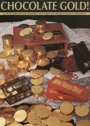 Picture of Chocolate Coins