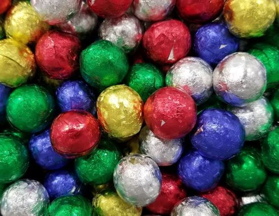 Picture of Christmas Balls