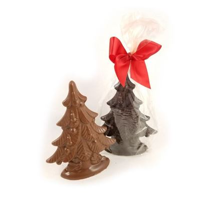 Picture of Chocolate Christmas Tree