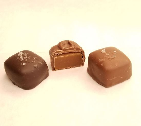 Picture of Salted Caramels