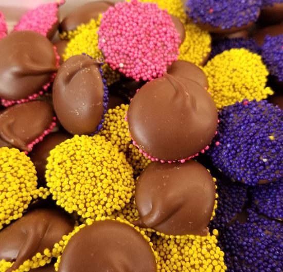 Milk Chocolate Nonpareils Spring Variety