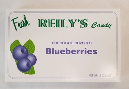 Picture of Chocolate Covered Blueberries